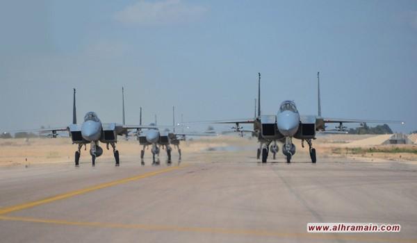 القوات الجوية السعودية تواصل مناورات «فيصل-11» مع نظيرتها المصرية