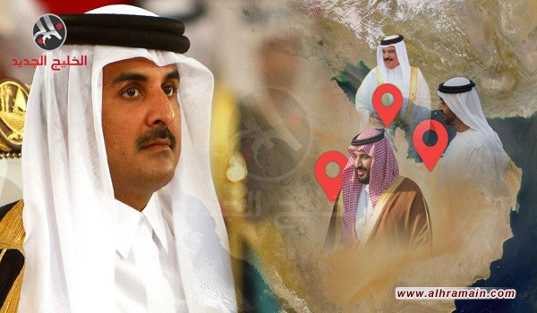 معهد بريطاني: دول الحصار تمزق مجلس التعاون الخليجي