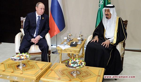 «ستراتفور»: لماذا ذهب الملك «سلمان» إلى روسيا؟