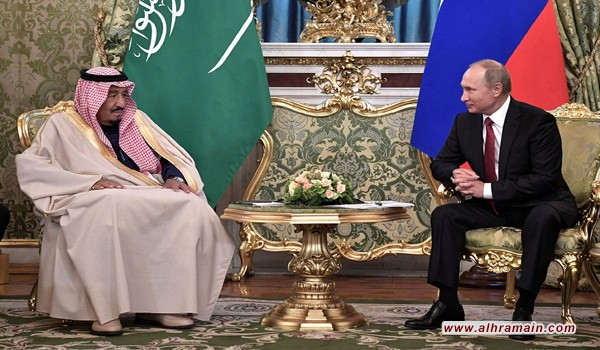 مصادر: «سلمان» أبلغ «بوتين» عدم معارضته بقاء «الأسد» بشرط