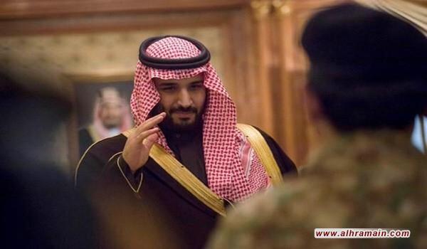 مخالفا «الصباح».. «بن سلمان»: أزمة قطر صغيرة جدا جدا جدا