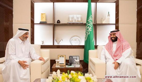 «عبدالله آل ثاني» يكشف احتجازه بالإمارات ويحمل «بن زايد» مسؤولية سلامته