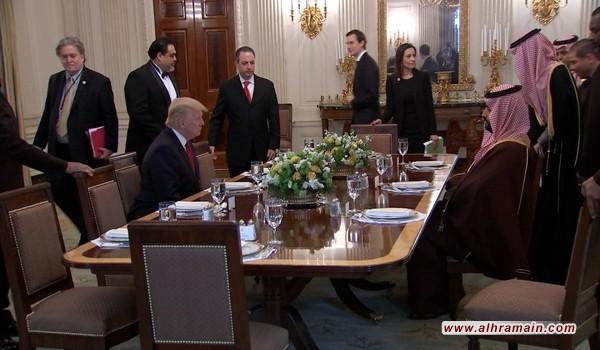 «بن سلمان» يحزم أغراضه إلى واشنطن منتصف فبراير للقاء «ترامب»