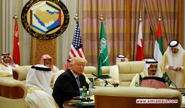 «ترامب»: السعودية ودول خليجية تحترم قراري بشأن القدس