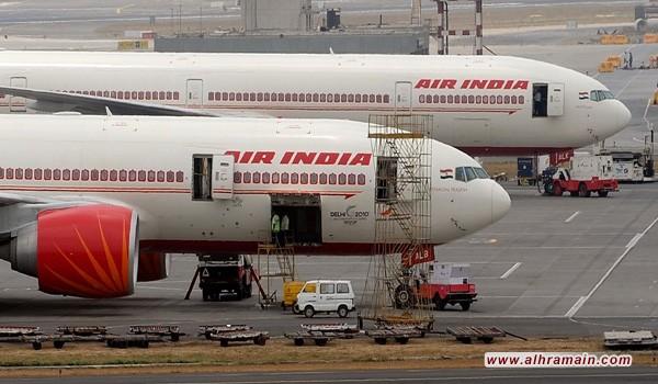 22 مارس.. الهند تسير أولى رحلاتها إلى (إسرائيل) عبر الأجواء السعودية