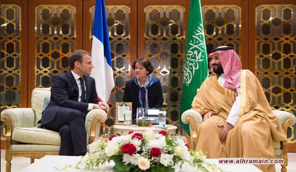 فرنسا تواجه مخاطر قانونية بسبب مبيعات السلاح للسعودية والإمارات