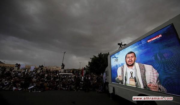 زعيم الحوثيين يهدد السعودية: «جئناكم بصواريخ تخترق وسائل الحماية»