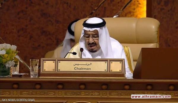 «سلمان» بافتتاح القمة العربية: الإرهاب أخطر ما نواجهه