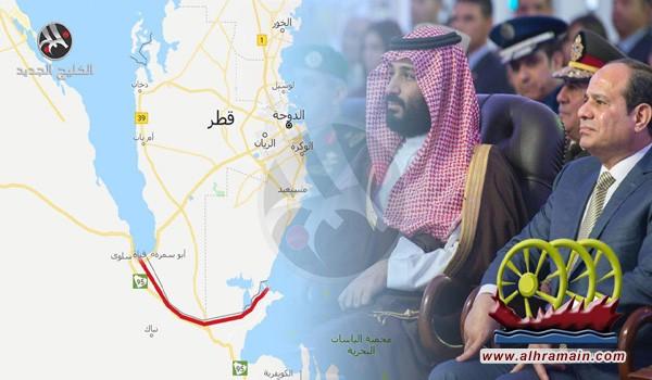 حصري.. كتيبة عسكرية مصرية تصل السعودية لحفر قناة «سلوى»