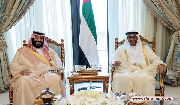تفاصيل خطة «بن زايد» و«بن سلمان» للتأثير بالسياسة الأمريكية ومعاقبة قطر