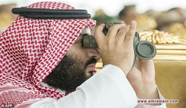 «ميدل إيست آي»:«محمد بن سلمان» يرى الأعداء في كل مكان
