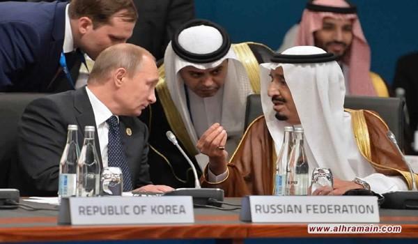 لماذا تستثمر دول الخليج بكثافة في شركات الطاقة الروسية؟