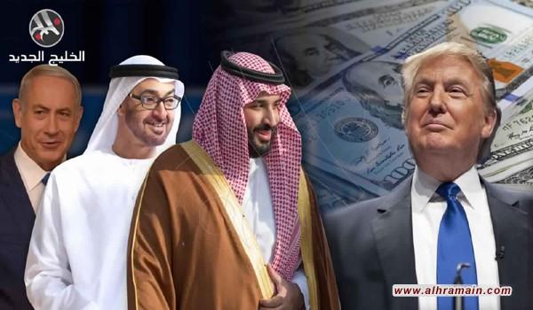 التفاصيل الكاملة لمؤامرة تصفية القضية الفلسطينية بتعاون سعودي إماراتي