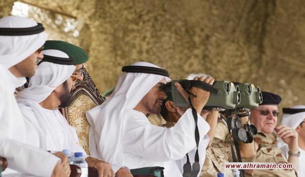 """الإمارات وظفت شركة إسرائيلية للتجسس على مكالمات """"تميم"""" و""""متعب"""""""