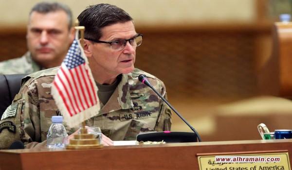 الجيش الأمريكي يطالب دول الخليج بالتوحد عسكريا رغم الخلافات