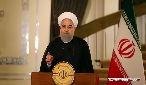 روحاني: واشنطن زودت دولا خليجية بموارد لتنفيذ هجوم الأحواز