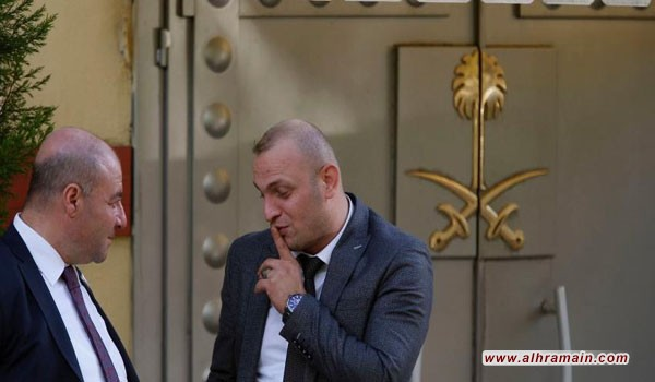 أسوشيتد برس: أدلة الأتراك التي وجدوها بالقنصلية مؤكدة