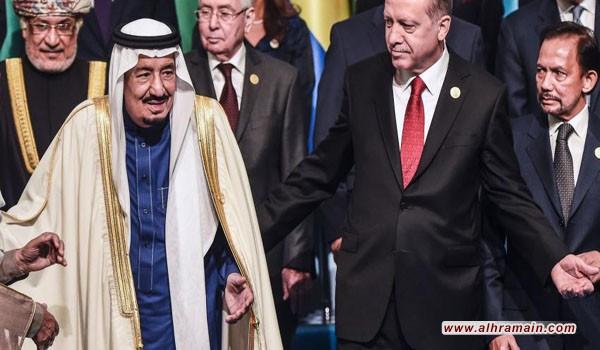 """""""خاشقجي"""".. فصل جديد بصراع السعودية وتركيا على الزعامة السنية"""