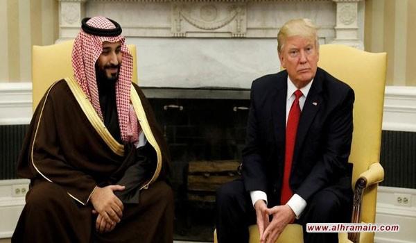 لومبرغ: ترامب ينتقد السعودية بسبب خفض إنتاج النفط