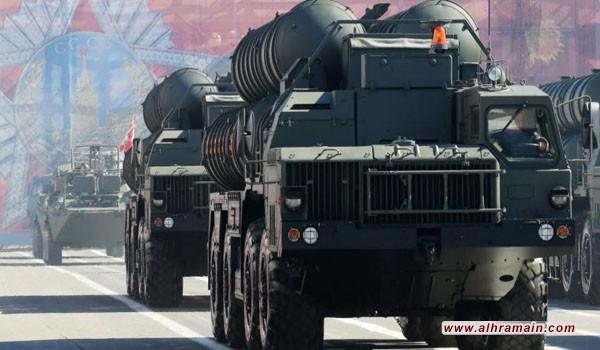 مصر والسعودية ضمن 13 دولة تريد شراء إس-400