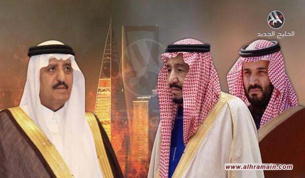 عشرات الأمراء السعوديين يسعون لمنع وصول بن سلمان للعرش