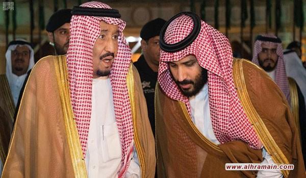 الملك سلمان يترك عزلته لحماية نجله من تداعيات أزمة خاشقجي