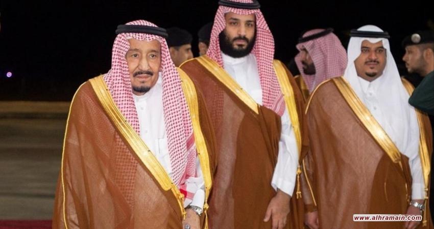 كيف دعم الملك سلمان نجله بالتغيير الوزاري الجديد؟