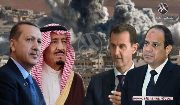 ميدل إيست آي: اتفاق إسرائيلي سعودي إماراتي مصري لمواجهة تركيا