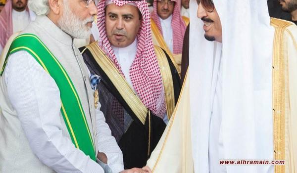 لماذا تتطلع السعودية إلى شراكة أقوى مع الهند؟