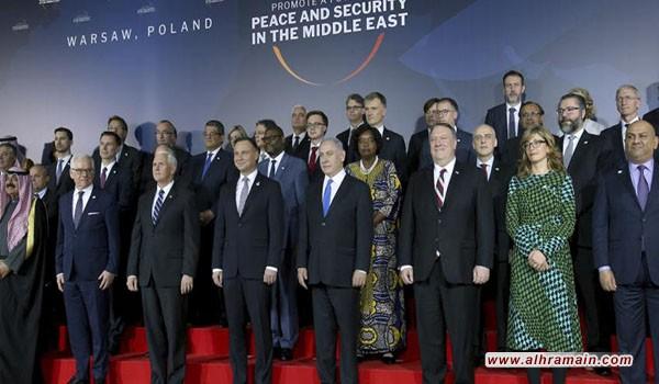 لماذا فشلت القمة المناهضة لإيران في وارسو؟