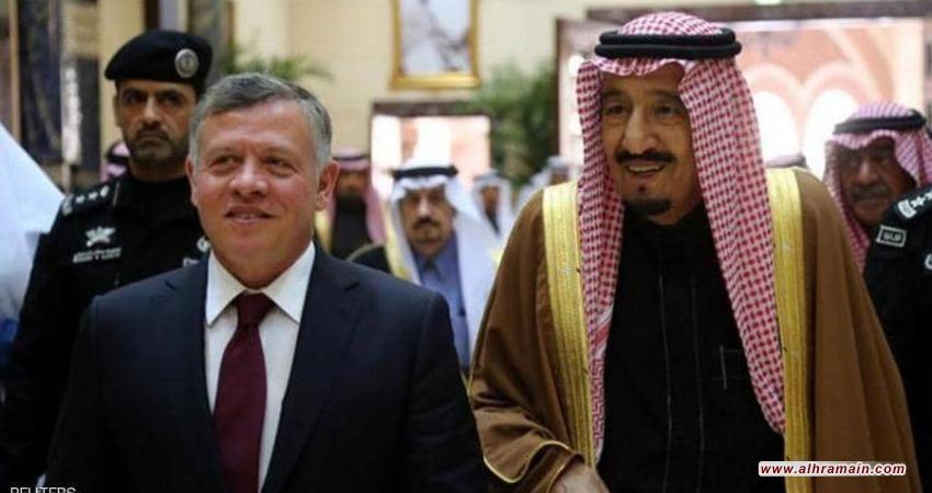 سعوديون يهاجمون الأردن وملكه.. والمزروعي يدخل على الخط