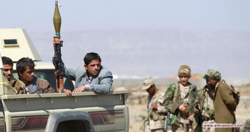 الحوثيون يعلنون ضرب أهداف سعودية بـ7 طائرات مسيرة