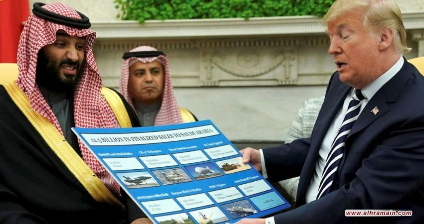 صفقات الأسلحة الأمريكية الخليجية.. من يملك النفوذ؟