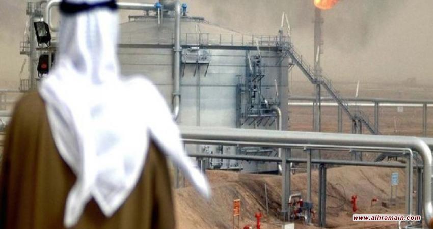 بي.بي البريطانية ترفع تقديرها لاحتياطي النفط السعودي 12%