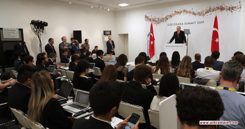 أردوغان: بن سلمان هو المسؤول عن كشف تفاصيل قتل خاشقجي