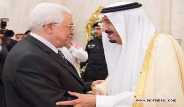 """السعودية تريد ضم الرئيس عباس الى خططها لمواجهة """"حزب الله"""" في لبنان.. وزيارته المفاجئة للرياض قد تصب في هذا الاتجاه.."""