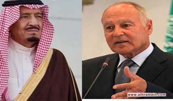 لماذا تم إبعاد أبو الغيط وجامعته عن أزمة الخليج؟