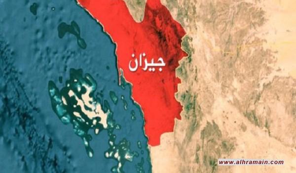 صد زحف للجيش السعودي وقتل وجرح العشرات بتفجير حقل ألغام بهم في جيزان