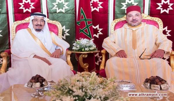 الملك سلمان يقيم زفافا باذخا لابنه في طنجة بحضور ملك المغرب