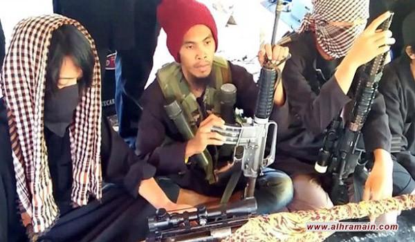 مصادر إستخباراتية تؤكد: الرياض تدرب إرهابيين في الفليبين