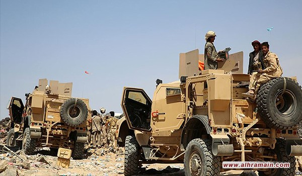 مصرع 4 جنود سعوديين ومقتل واصابة عشرات المرتزقة بمأرب