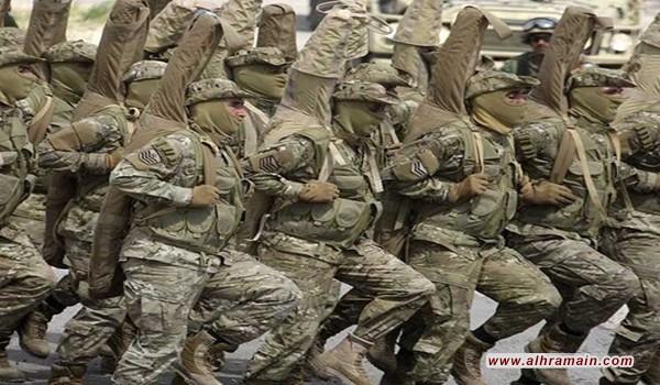 انطلاق مناورات قوات أردنية - سعودية مشتركة