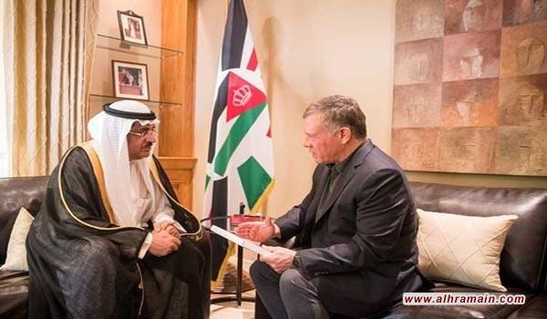 ملك الاردن يتلقى دعوة لحضور قمة عربية أميركية في السعودية
