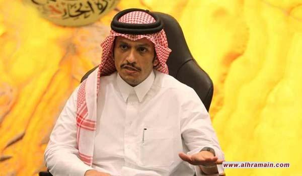 عبدالرحمن آل ثاني يحذر السعوديين: هذه عواقب التصعيد العسكري مع قطر