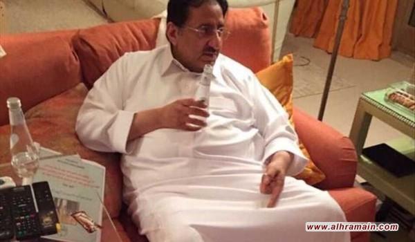 """ما سر صورة الأمير """"المعزول"""" محمد بن نايف على الأريكة ؟"""