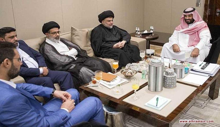 """اعتراف """"مثير"""" لولي العهد السعودي حول أخطاء الادارة السابقة بالعراق!"""