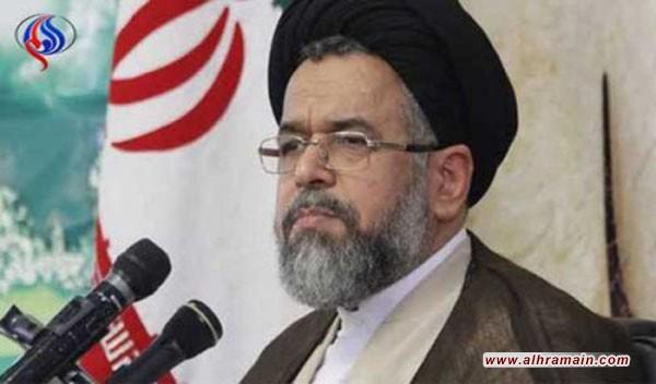 السلطات الإيرانية تعلن ضبط شحنتي سلاح ومتفجرات دخلت البلاد لتنفيذ تفجيرات وتتهم أجهزة المخابرات السعودية