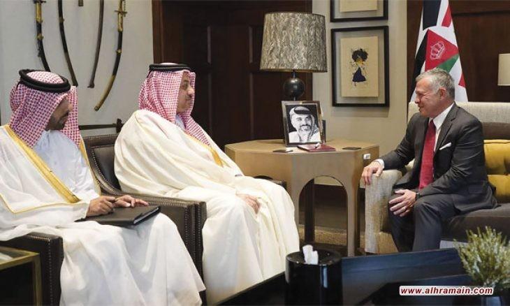 """تحديات"""" الدبلوماسية"""" الأردنية:  العلاقات مع بن سلمان """"شبه مقطوعة"""" ومع دمشق """"مقيدة"""" ومع العراق وقطر مرتبكة"""