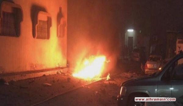المخابرات السعودية تعدّ بهيما باكستانيا لتفجير مسجد شيعي فينفجر فيهم بالخطأ..