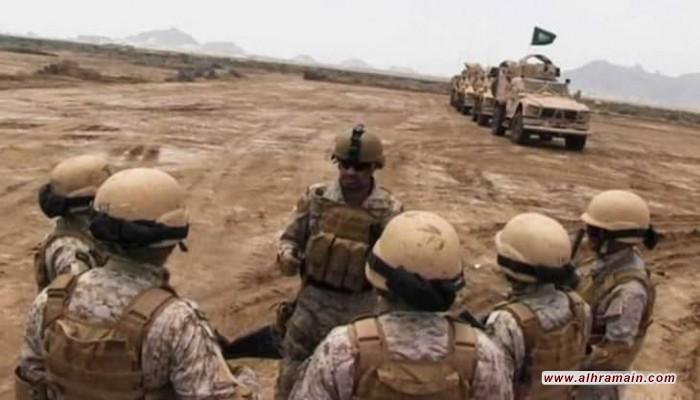 السعودية تعلن مقتل أحد جنودها بالحد الجنوبي مع اليمن